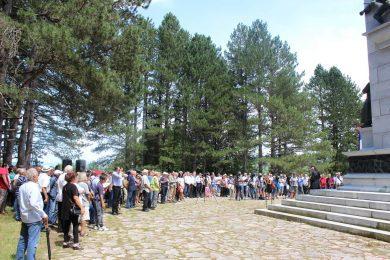 У Србу обиљежен Дан устанка у Хрватској