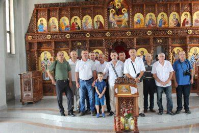 Зaвичајни клуб Кордунаша у Грмовцу, избјегличком насељу код Београда, обиљежио славу Светог Илију