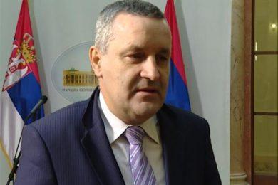 Линта у Скупштини разговарао са Стеваном Бербером, почасним конзулом Србије на Новом Зеланду
