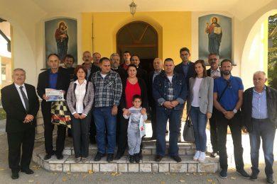 У Бeограду одржан парастос за страдале Србе у Госпићу 1991. године