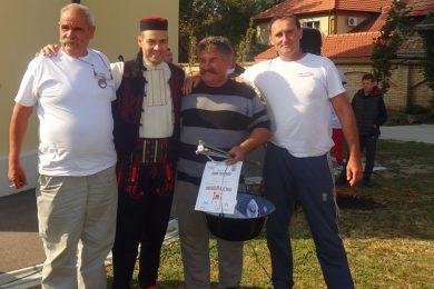 Равногорци побједници Првог котлића у насељу Мала Босна, код Сремске Митровице