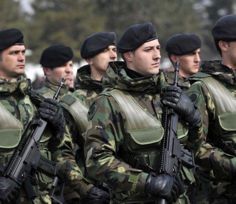 војске лажне државе Косово