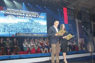 У Будви одржана централна прослава 100 година од ослобођења Боке и уједињења са Србијом