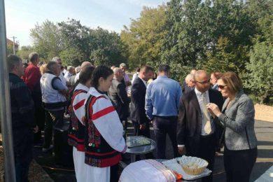 Нови асвалтни пут у општини Ервеник у Далмацији