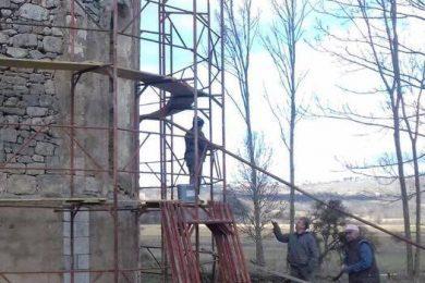 Почиње обнова цркве у личком селу Мутилић