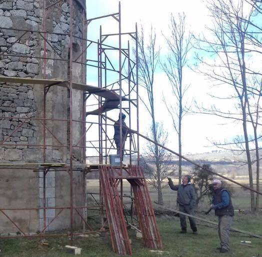 обнова цркве Светог Преображења