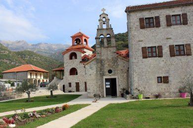 У посјети манастиру Подластва у митрополији црногорско-приморској