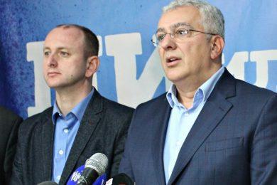 Линта подржао протесте Демократског фронта у Подгорици због хапшења Медојевића и најаве хапшења Кнежевића