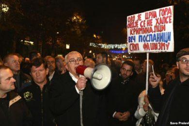 Линта: Тужилаштво и даље прогања српске политичаре у Црној Гори