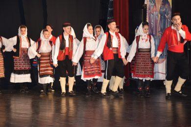 Осми годишњи концерт КУД-а Ћирило и Методије из Бусија одржан у Новој Пазови