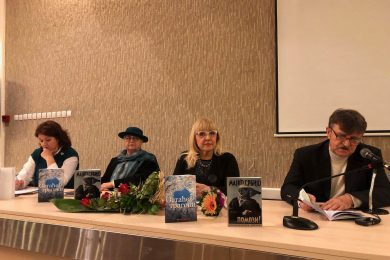 """У Београду промовисана збирка поезије Милке Ј. Шолаја """"Остаће трагови"""""""