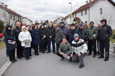 Линта одржао састанак са предсједником општине Пожега с циљем да се значајно смањи цијена откупа избјегличких станова