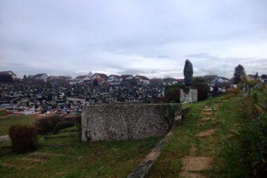 Православно гробље Урије у Босанској Дубици – стратиште српског становништва за вријеме НДХ