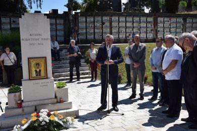 Линта: Сјећање на српске жртве геноцида у НДХ је важно државно и национално питање